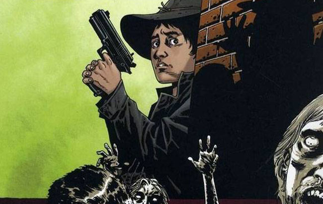 The Walking Dead Volume 12 - Life Among Them (Cercados pelos Vivos)
