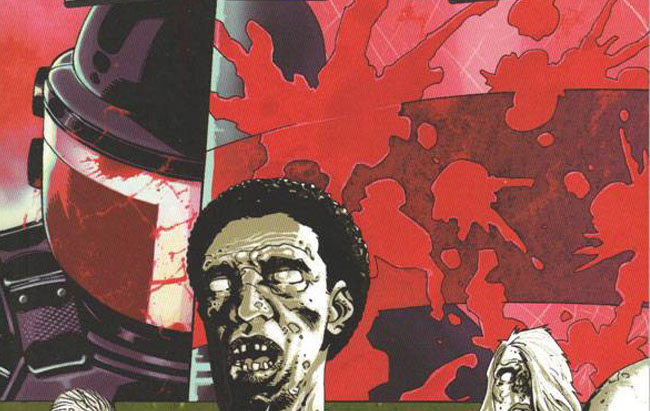 The Walking Dead Volume 5 - The Best Defense (A Melhor Defesa)