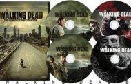 Pré-venda de The Walking Dead para DVD