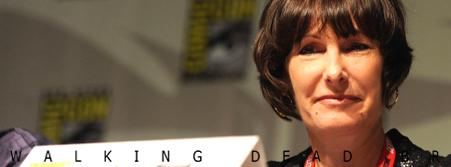 Gale Hurd, produtora de TWD, fala sobre segunda temporada