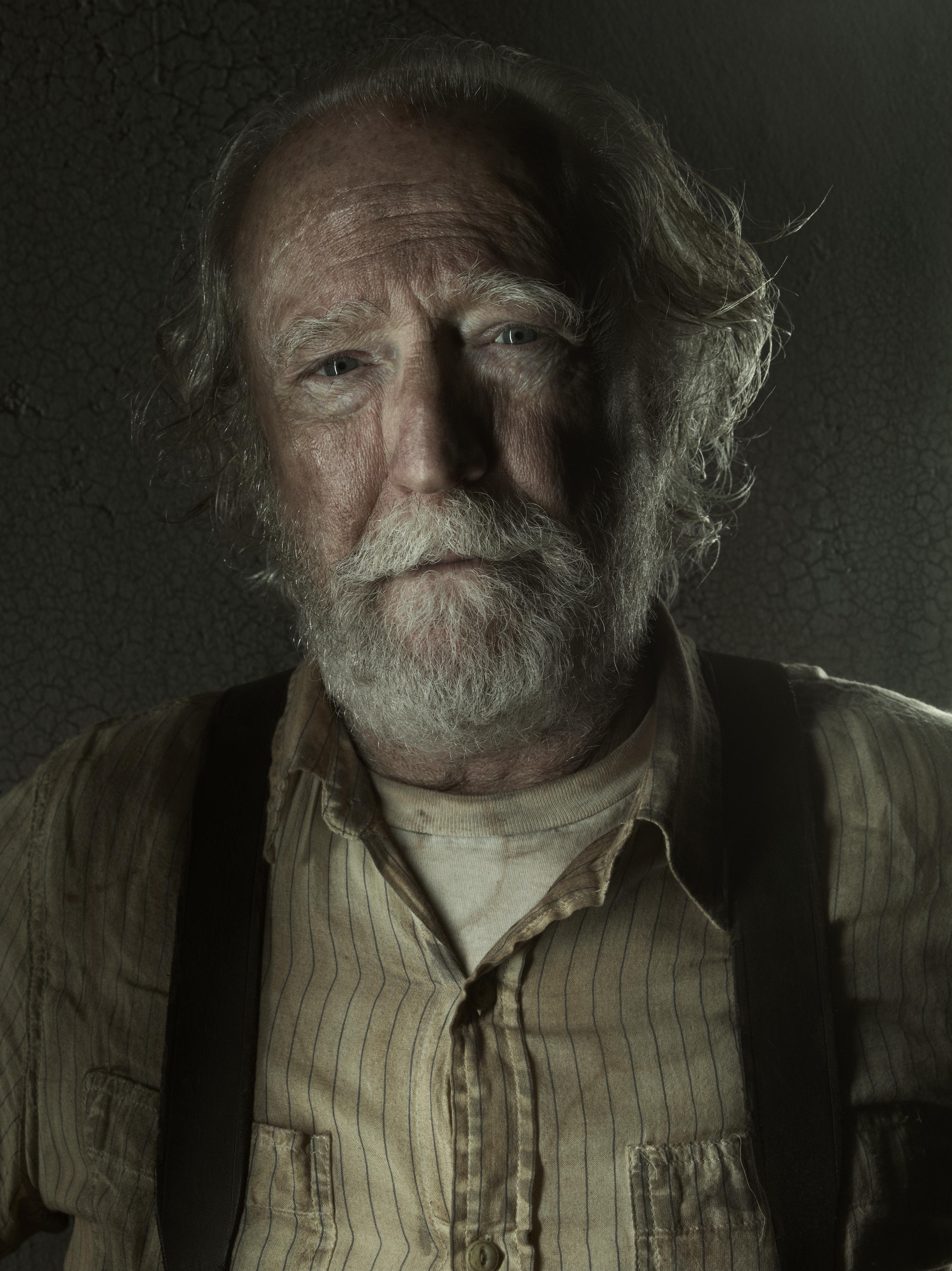 The Walking Dead Hershel