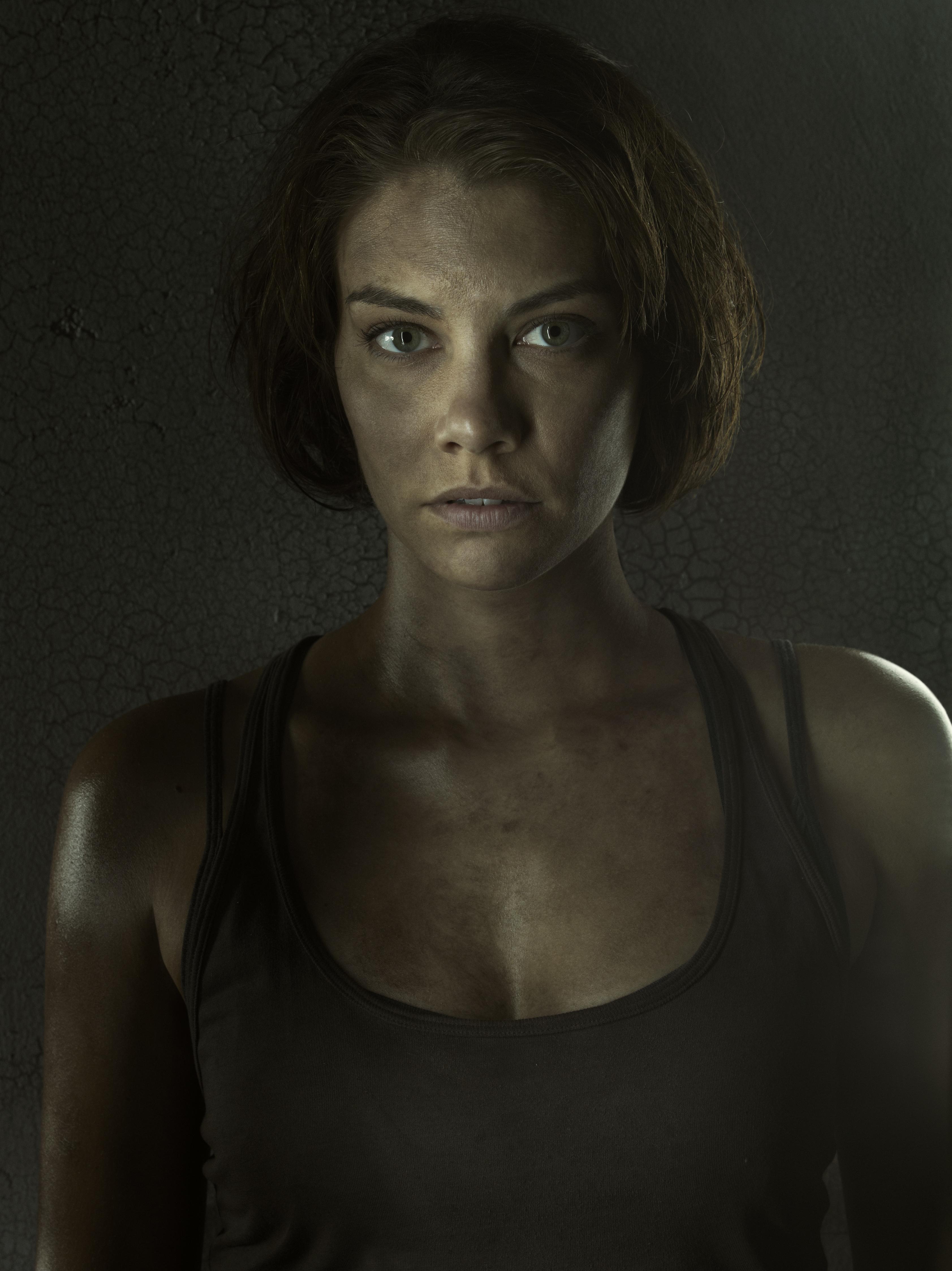 The Walking Dead Maggie Tot