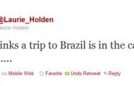 Laurie Holden (Andrea) Vem ao Brasil em 2012?