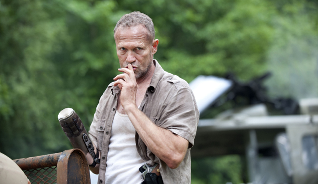 The Walking Dead Brasil Entrevista - Michael Rooker