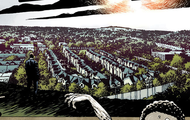 The Walking Dead Volume 16 - A Larger World (Um Mundo Maior)
