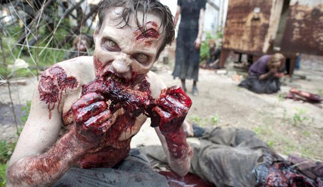 Cena Deletada da 2ª Temporada - Massacre de Zumbis