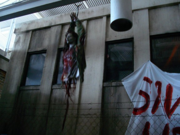 Casa Assombrada - Walking Dead Brasil