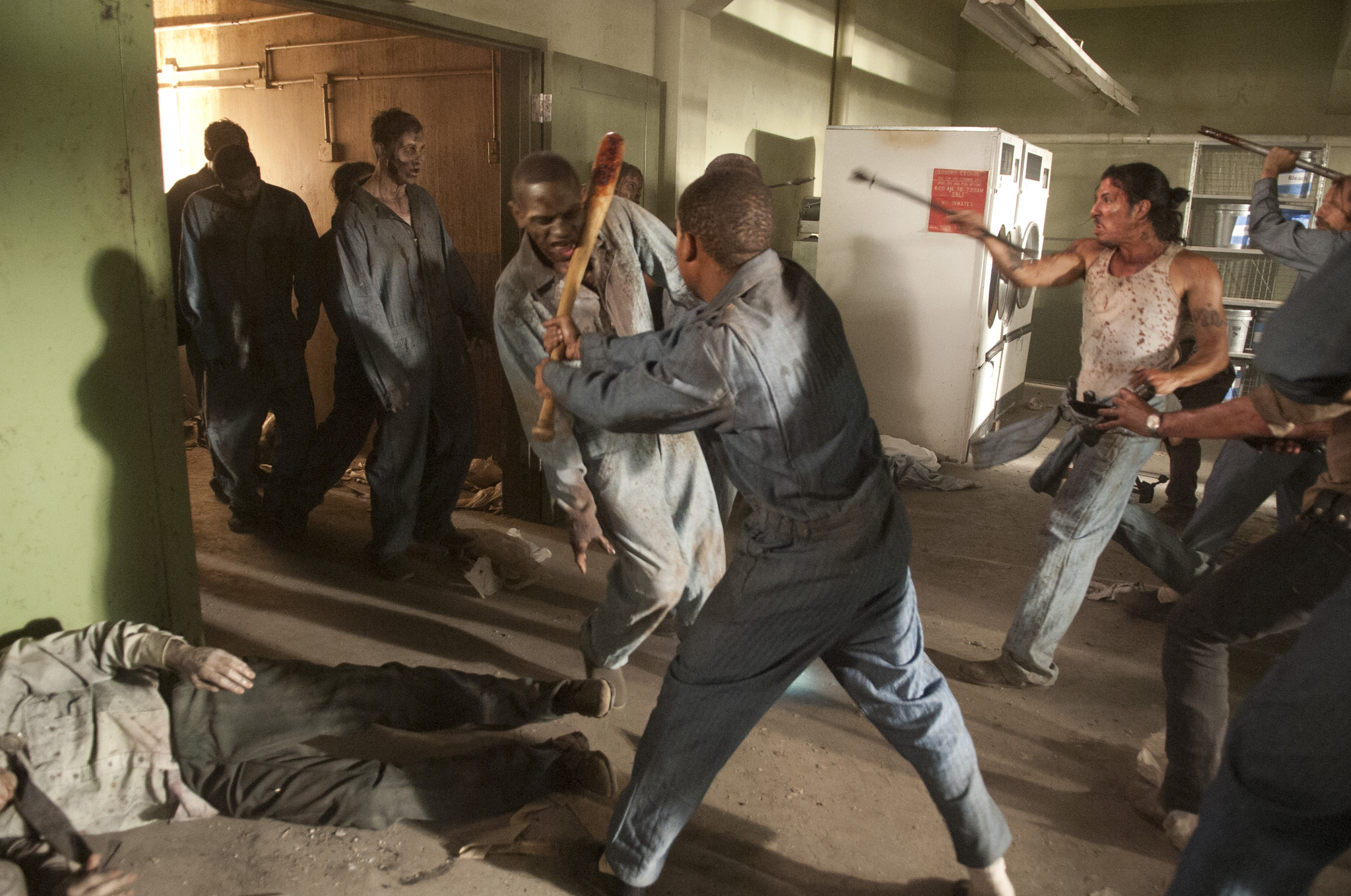 Por dentro de The Walking Dead: O elenco e os produtores comentam o episódio 3x02 -