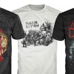 Camisetas The Walking Dead Brasil