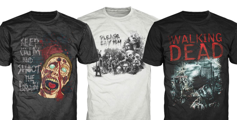 1ef9673347 Camisetas The Walking Dead Brasil - The Walking Dead Brasil