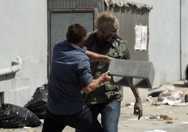 Novas imagens da websérie de The Walking Dead,