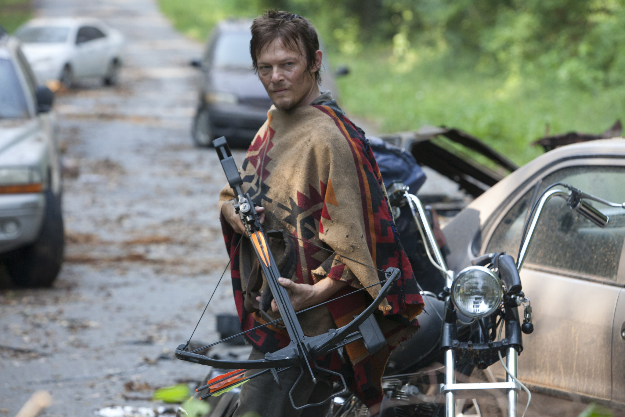 Daryl e Maggie no novo sneak peek do episódio 3x05 -