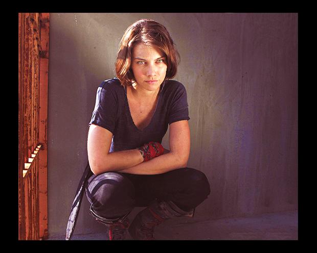Lauren Cohan fala sobre o episódio 3x04 -