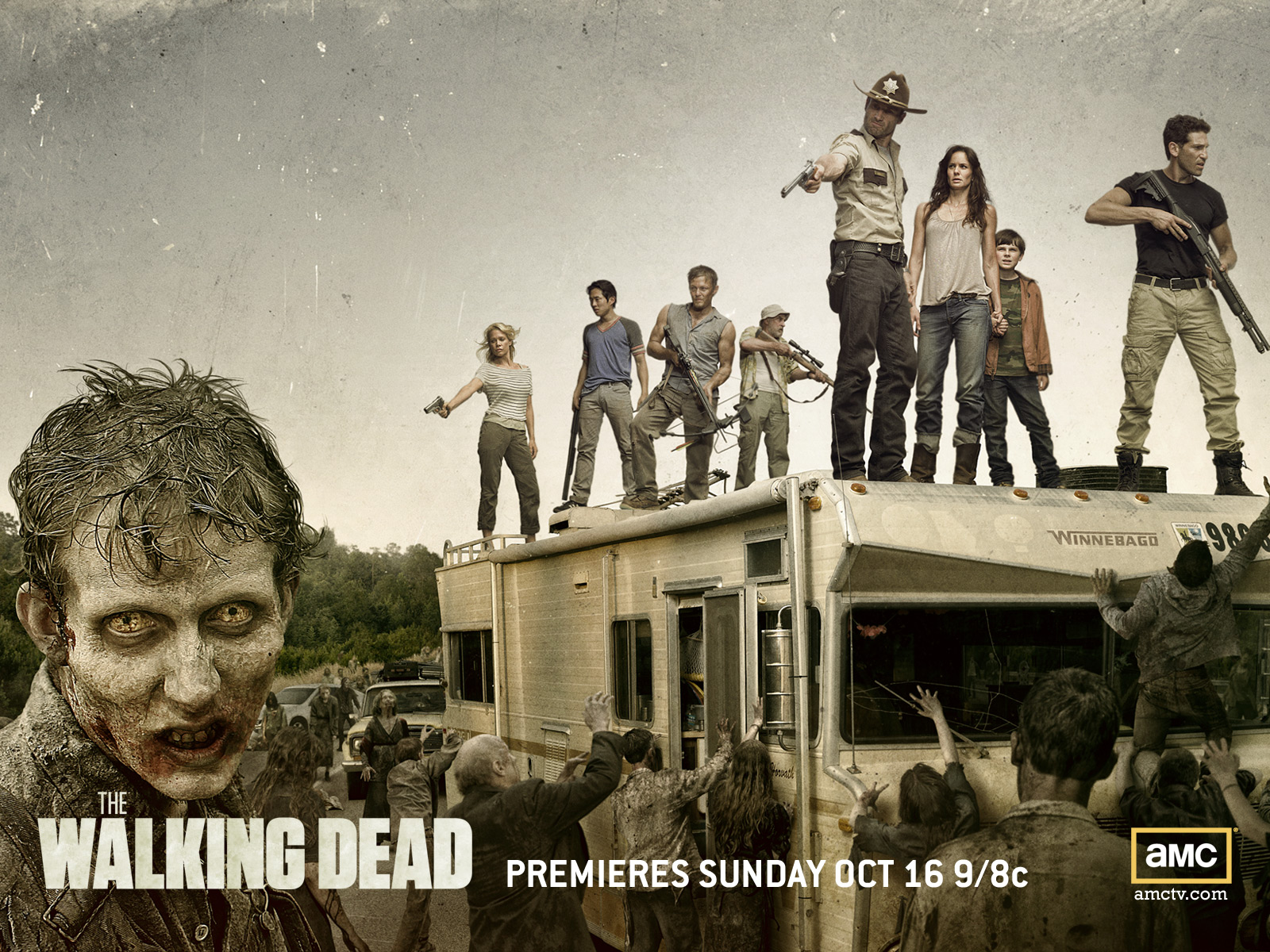 THE WALKING DEAD UNION - Parcerias/Fã Clubes - Walking Dead Brasil