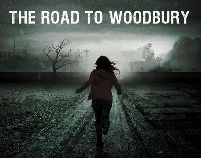 Trecho do livro The Walking Dead, volume 2 - O Caminho para Woodbury