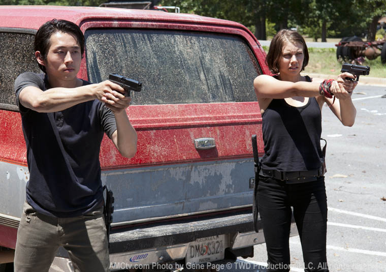 Por dentro de The Walking Dead: Elenco e produtores comentam o episódio 3x06 -