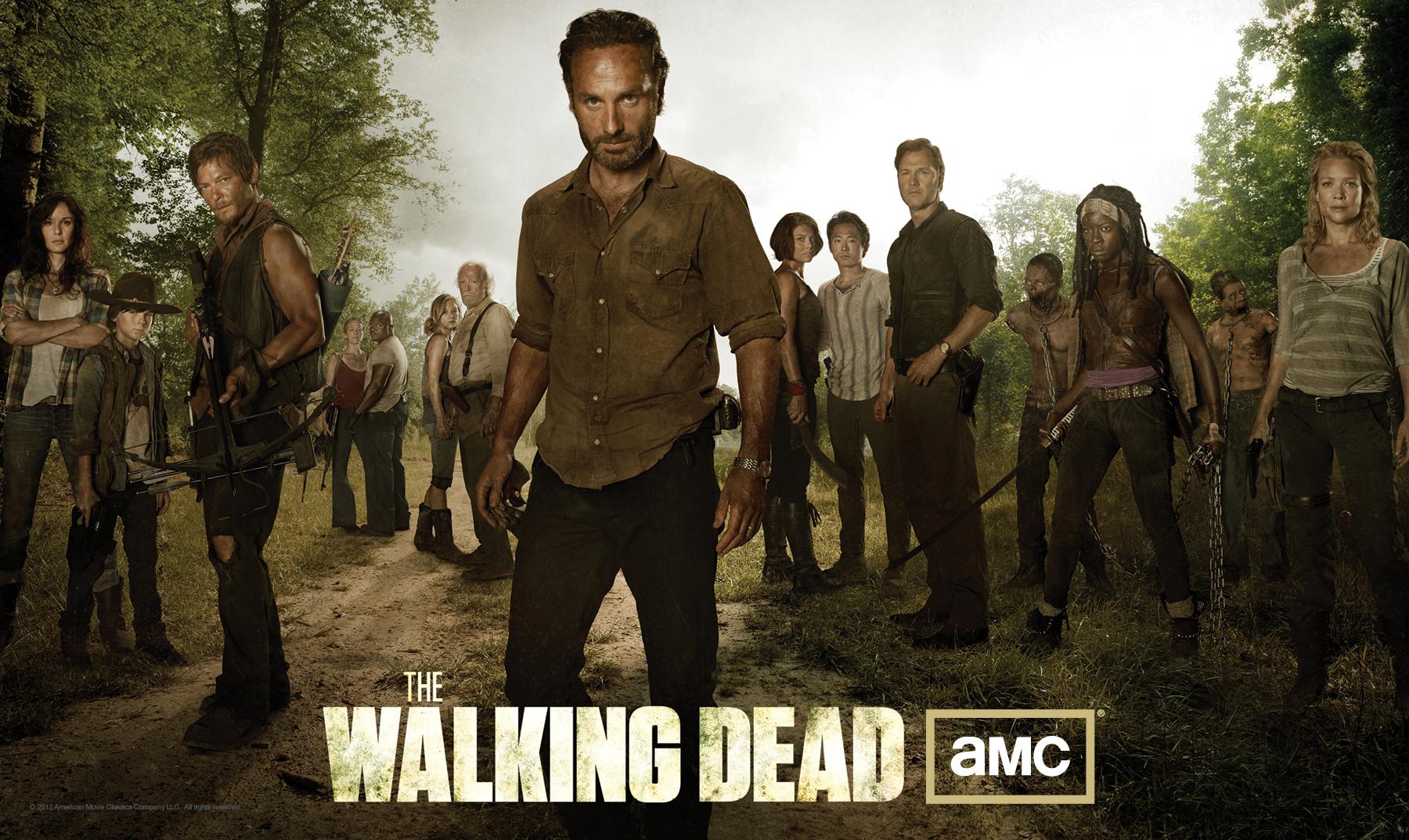 Muitas mortes em The Walking Dead? Quais personagens são mais indispensáveis no momento?