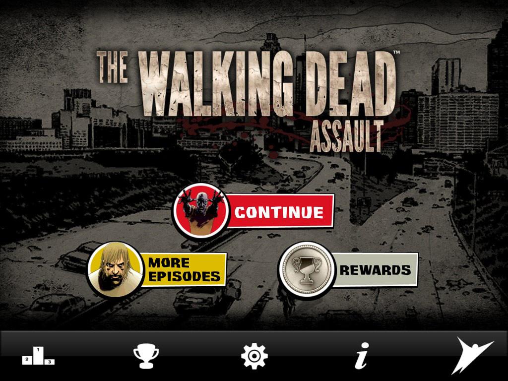 Jogo The Walking Dead: Assault está agora disponível para iOS