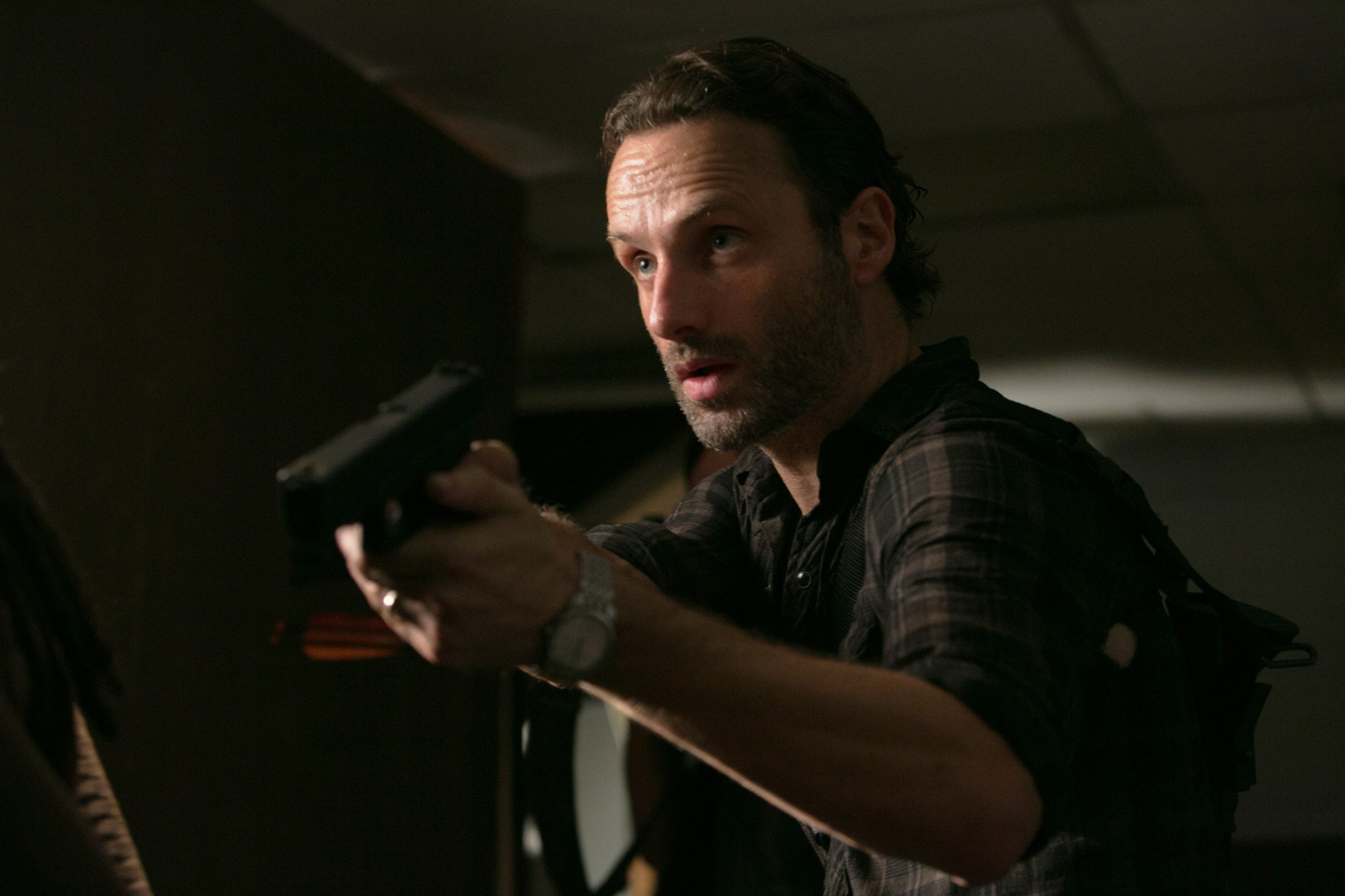 rick grimes andrew lincoln - photo #10