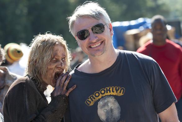 Uma conversa pós-morte com o produtor executivo Glen Mazzara