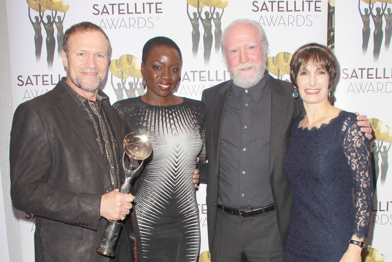 The Walking Dead vence o Satellite Awards 2012 como a Melhor Série de TV