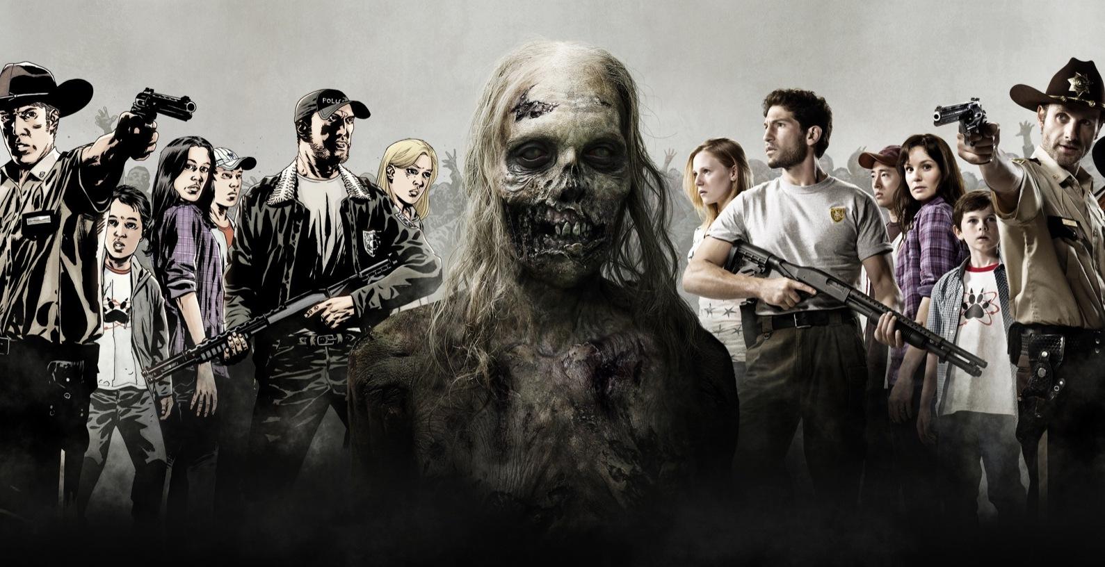 The Walking Dead recebe indicação no AFI 2012