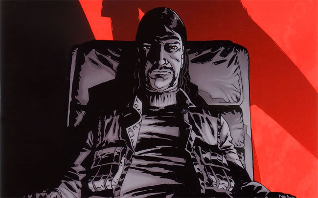 The Walking Dead Livros - O Governador