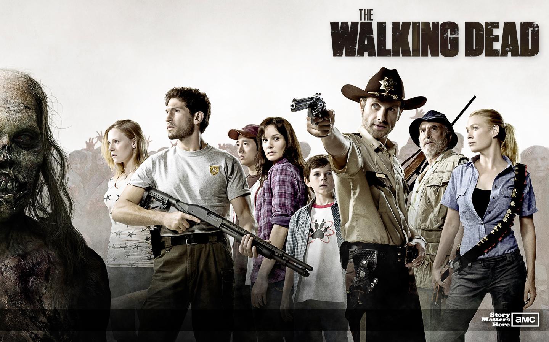 The Walking Dead estreia com grande audiência na tela da Band