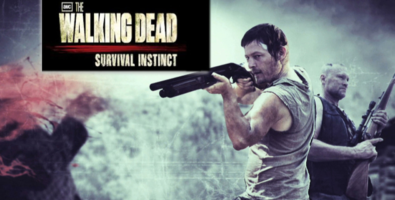 Data de lançamento e vídeo com Norman Reedus e Michael Rooker divulgando o The Walking Dead - Survival Instinct