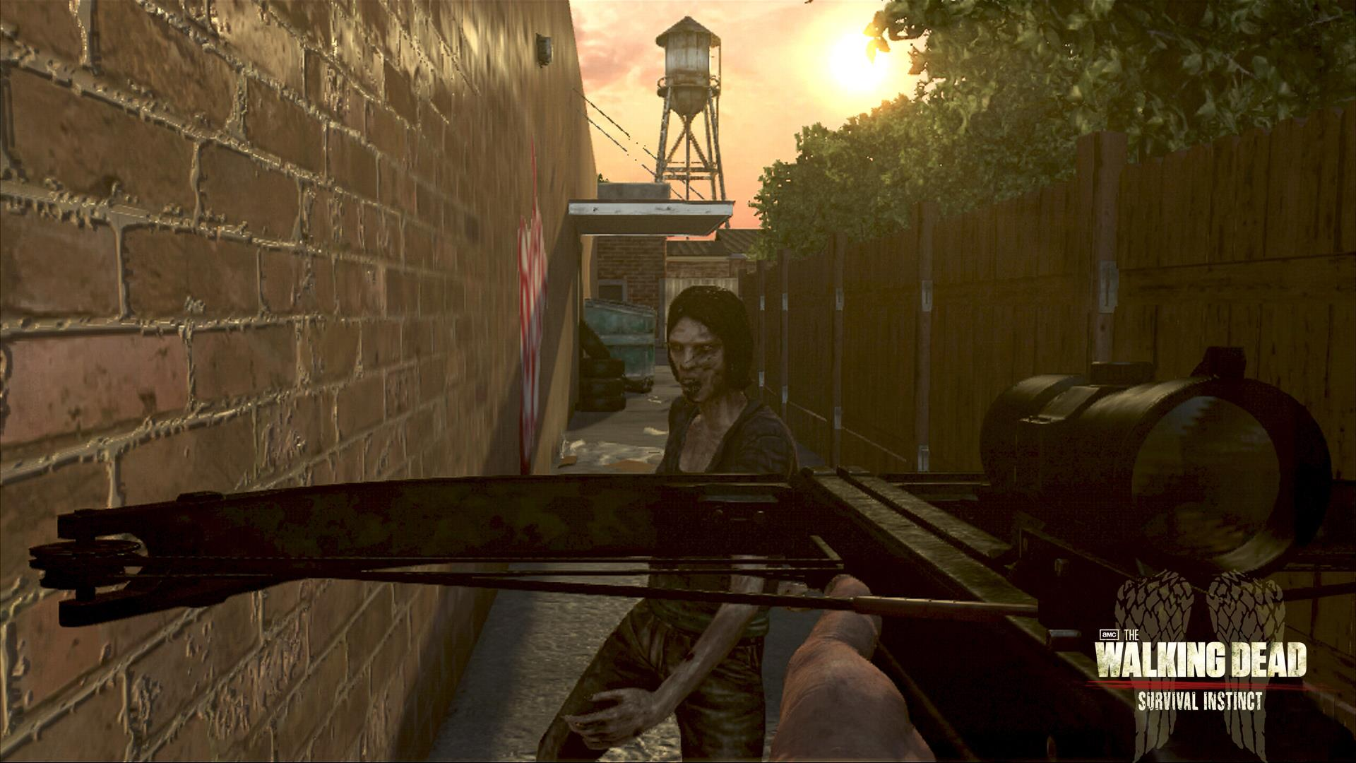 Trailer oficial do jogo The Walking Dead Survival Instinct