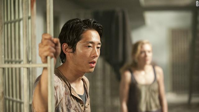 The Walking Dead terceira temporada: Será Glenn o próximo líder do grupo?
