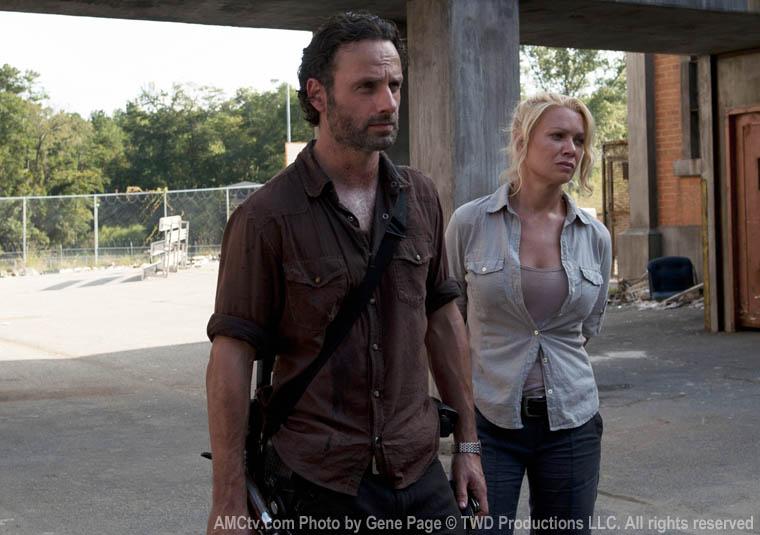 Dissecando The Walking Dead: Robert Kirkman explica a decisão impossível de Andrea