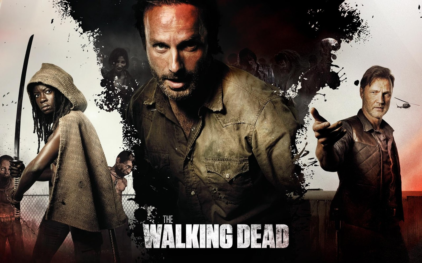 The Walking Dead S08E14: Quem Negan encontrou na estrada? - The ...