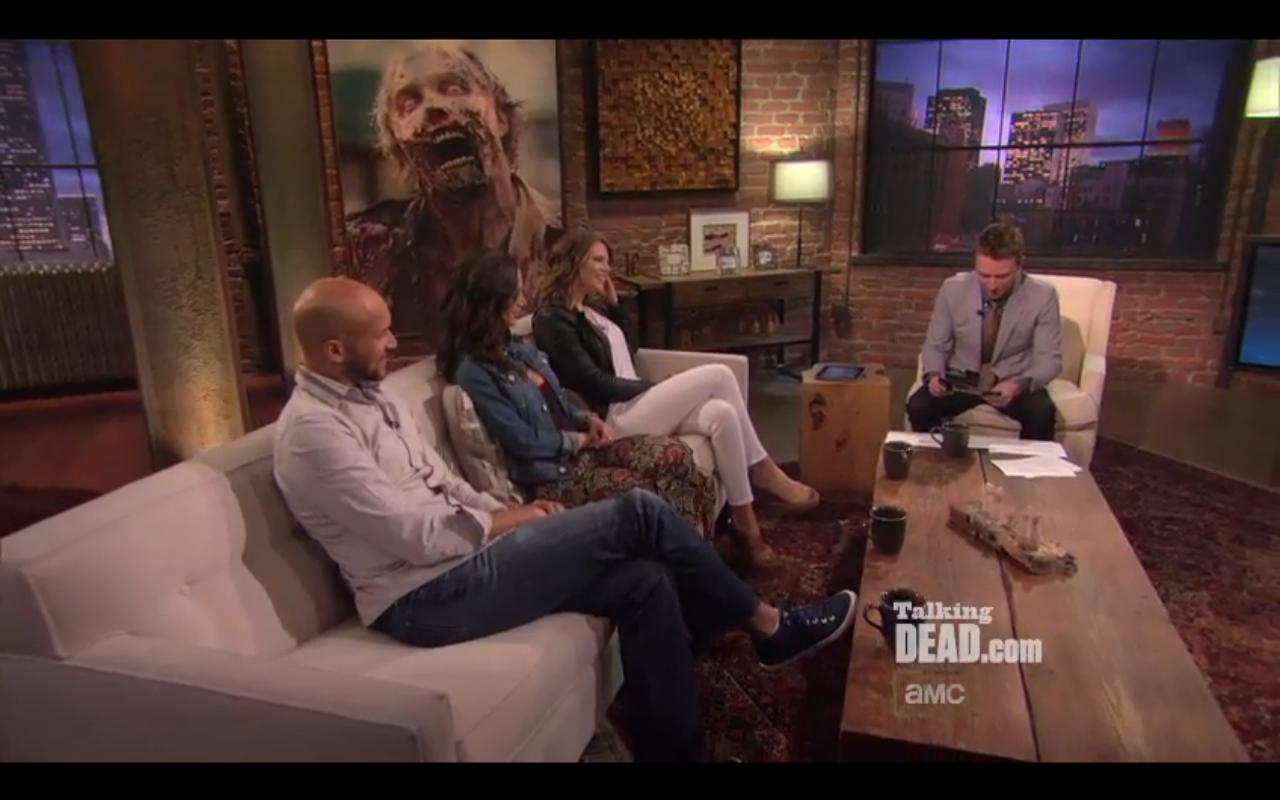 Talking Dead Brasil #5 – Eliza Dushku, Keegan-Michael Key e Lauren Cohan