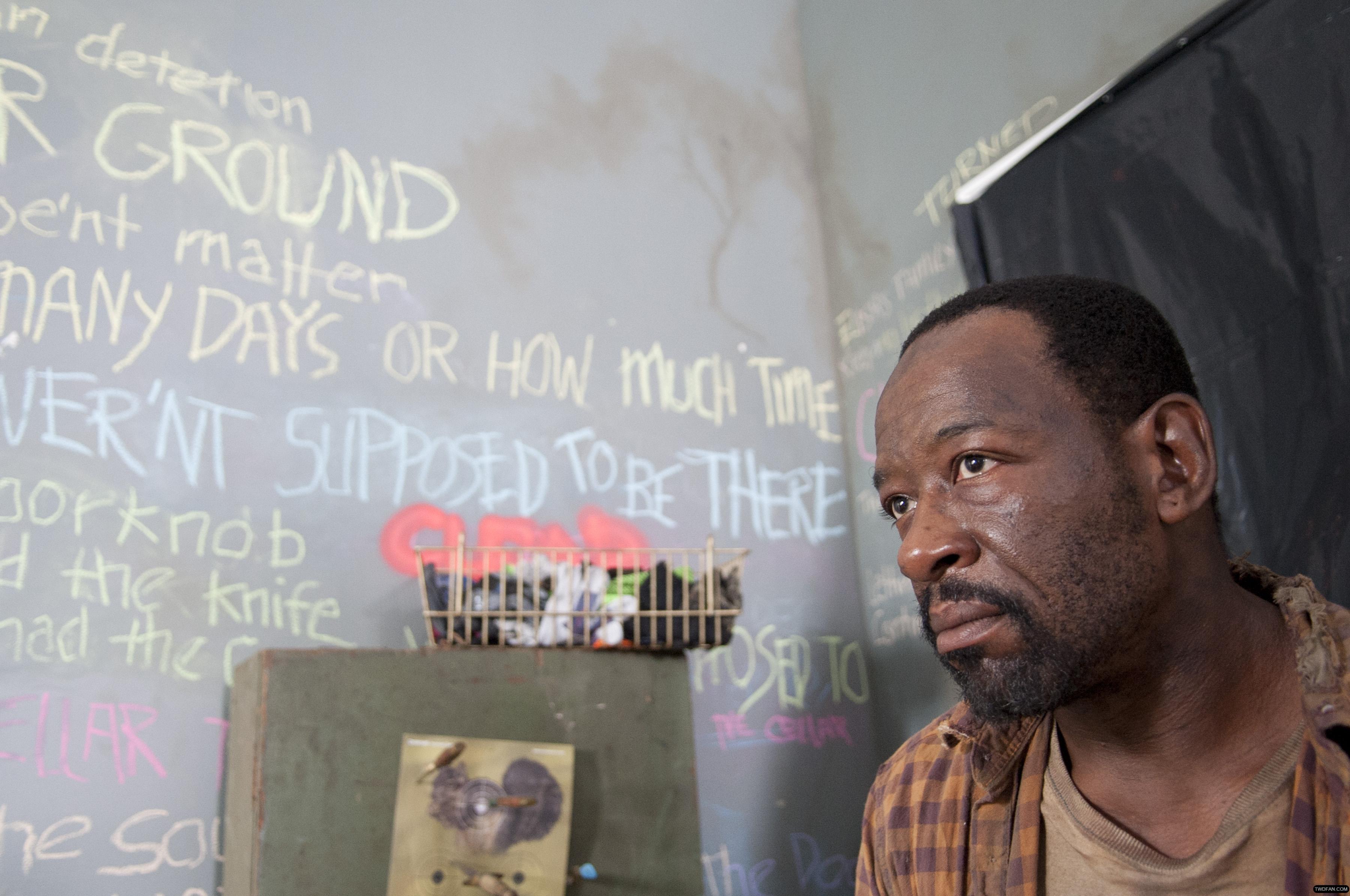 O salvador de Rick fala sobre seu retorno a The Walking Dead