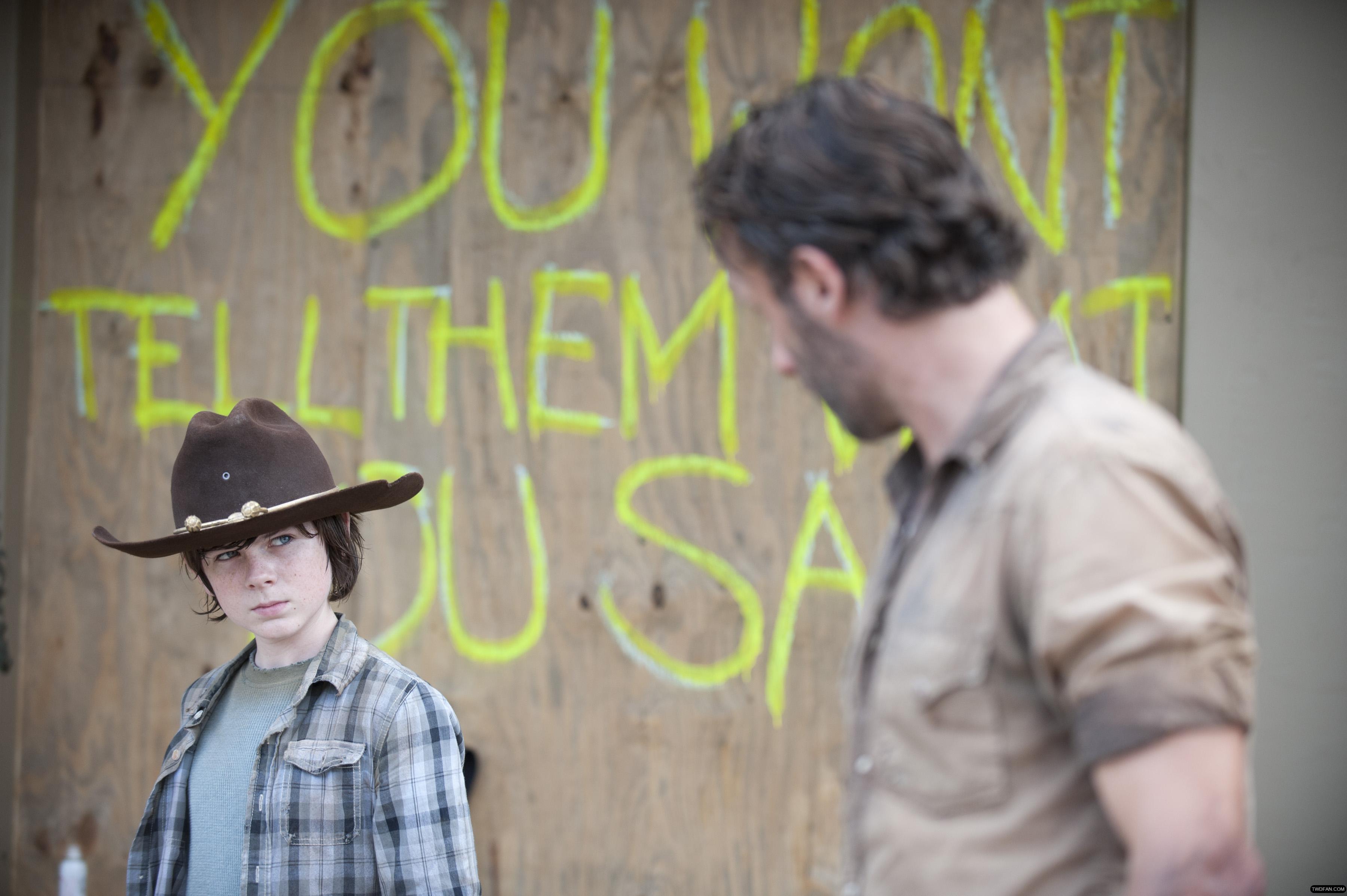 Robert Kirkman fala sobre o episódio de maior destaque da terceira temporada, até agora.