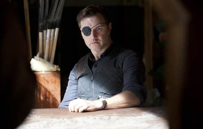 The Walking Dead Terceira Temporada - Episódio 13: Arrow on the Doorpost