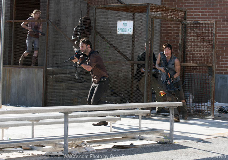 Por dentro de The Walking Dead: Elenco e produtores comentam o episódio 3x11 -
