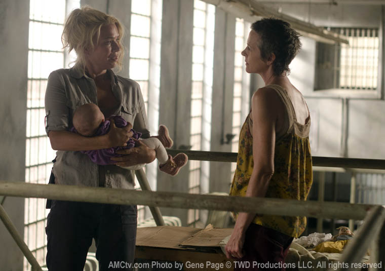 Bastidores da 3ª temporada de The Walking Dead: Episódio 11 -