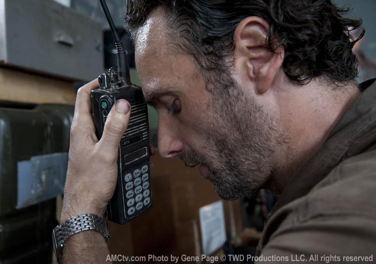 Bastidores da 3ª temporada de The Walking Dead: Episódio 12 -
