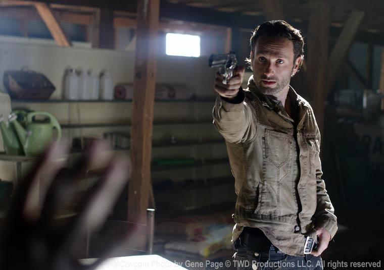 Dissecando The Walking Dead: Robert Kirkman fala sobre a decisão de Rick e o futuro de Andrea