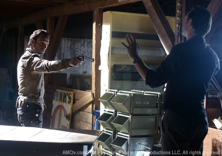 Kirkman fala sobre o confronto Rick vs. O Governador no episódio