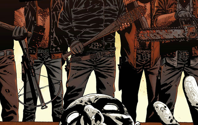 The Walking Dead Volume 17 - Something to Fear (Algo a Temer)
