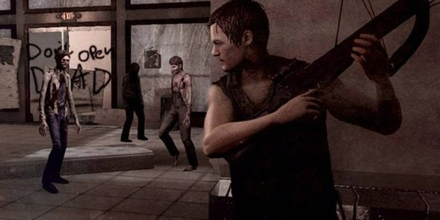 Trailer de lançamento do The Walking Dead: Survival Instinct no Reino Unido