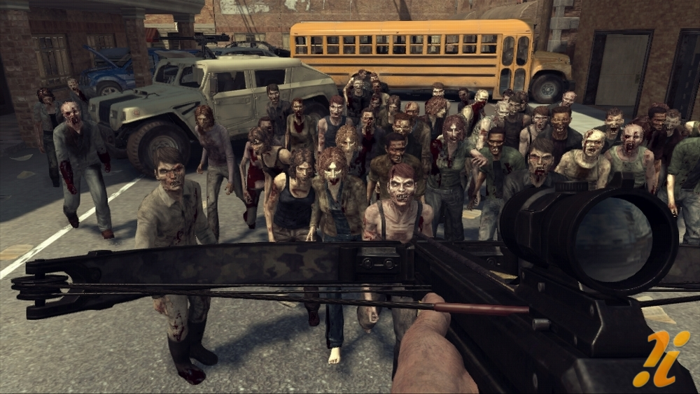 Glenn Galmble, designer de sistemas da Terminal Reality's, fala sobre o The Walking Dead: Survival Instinct
