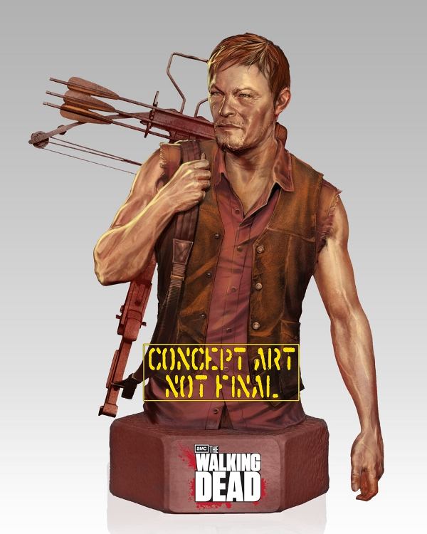 Busto Daryl Dixon
