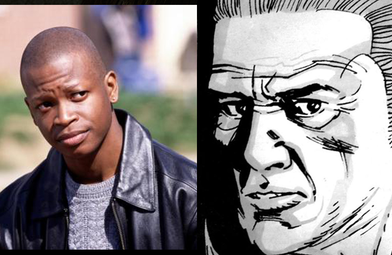É OFICIAL: Lawrence Gilliard Jr. entra para o elenco da quarta temporada de The Walking Dead