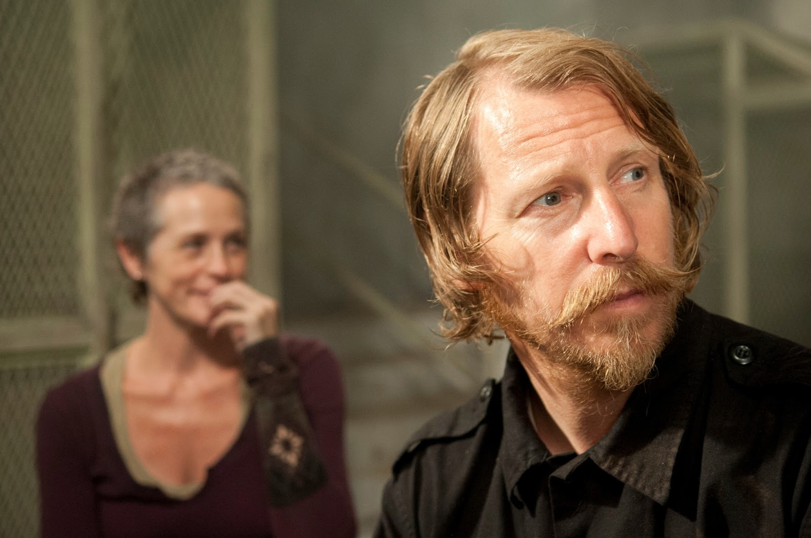 The Walking Dead Brasil Entrevista – Lew Temple (Axel)