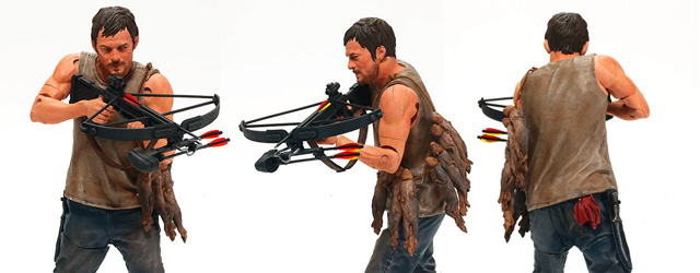 The Walking Dead Action Figures - Daryl Dixon