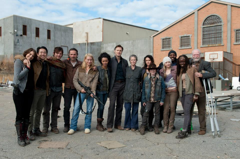 SPOILERS] The Walking Dead Quarta Temporada – O Olhar do Elenco